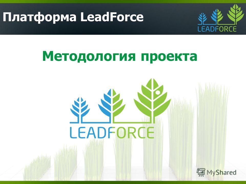 Методология проекта Платформа LeadForce