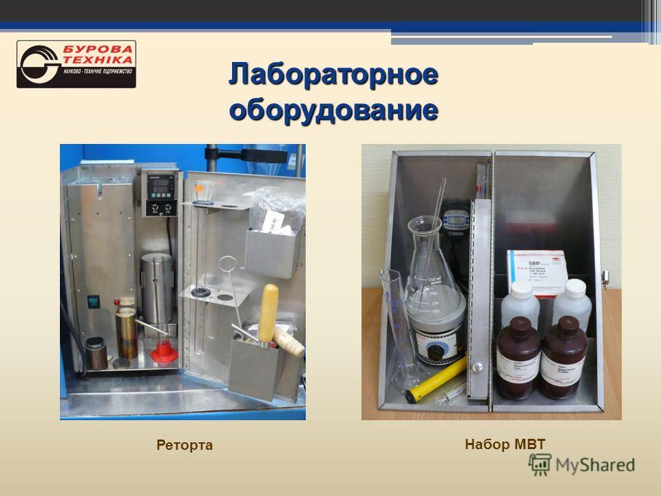Реторта Набор МВТ Лабораторное оборудование