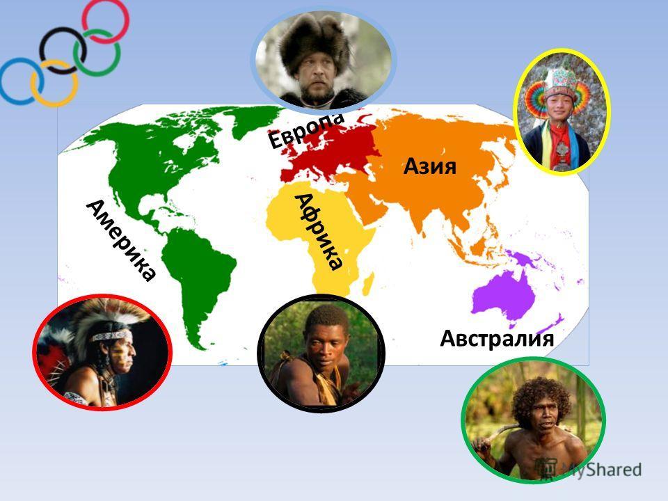 Америка Европа Азия Африка Австралия
