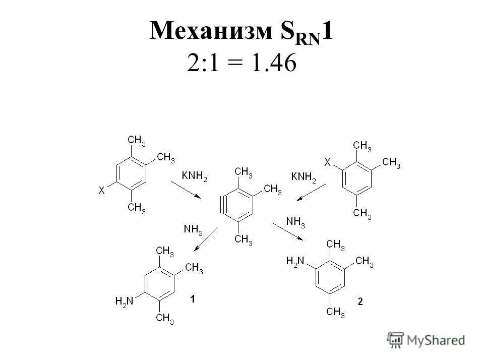 Механизм S RN 1 2:1 = 1.46