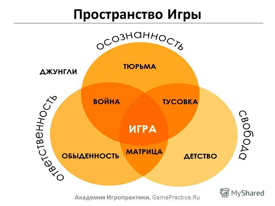 Пространство Игры Академия Игропрактики. GamePractice.Ru