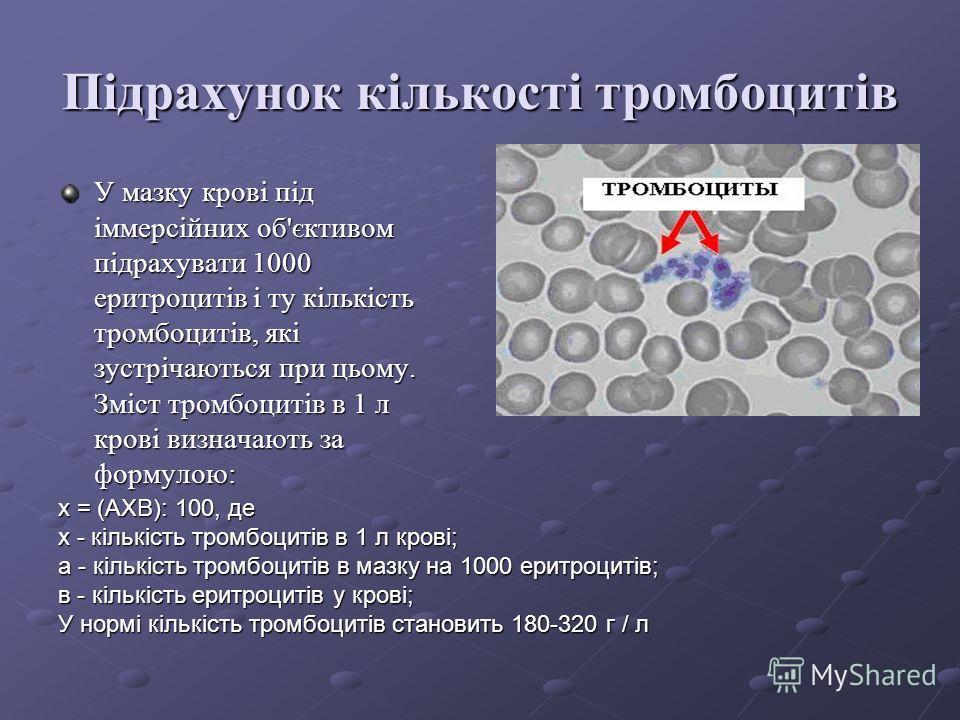 Етапи судинно- тромбоцитарного гемостазу
