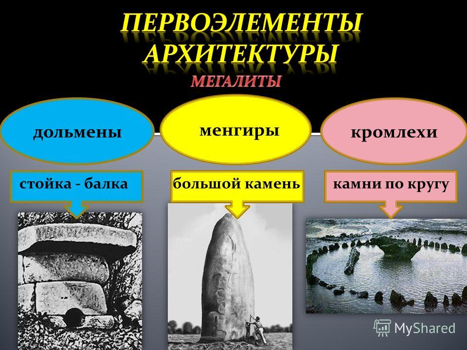 дольмены менгиры кромлехи стойка - балка большой камень камни по кругу