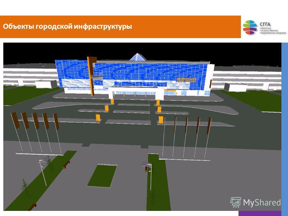 Объекты городской инфраструктуры 19