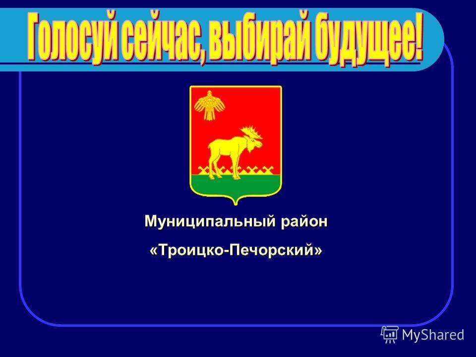 Муниципальный район «Троицко-Печорский»