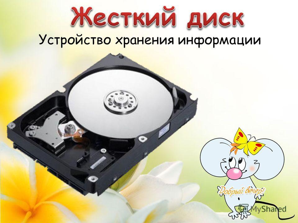 Устройство хранения информации