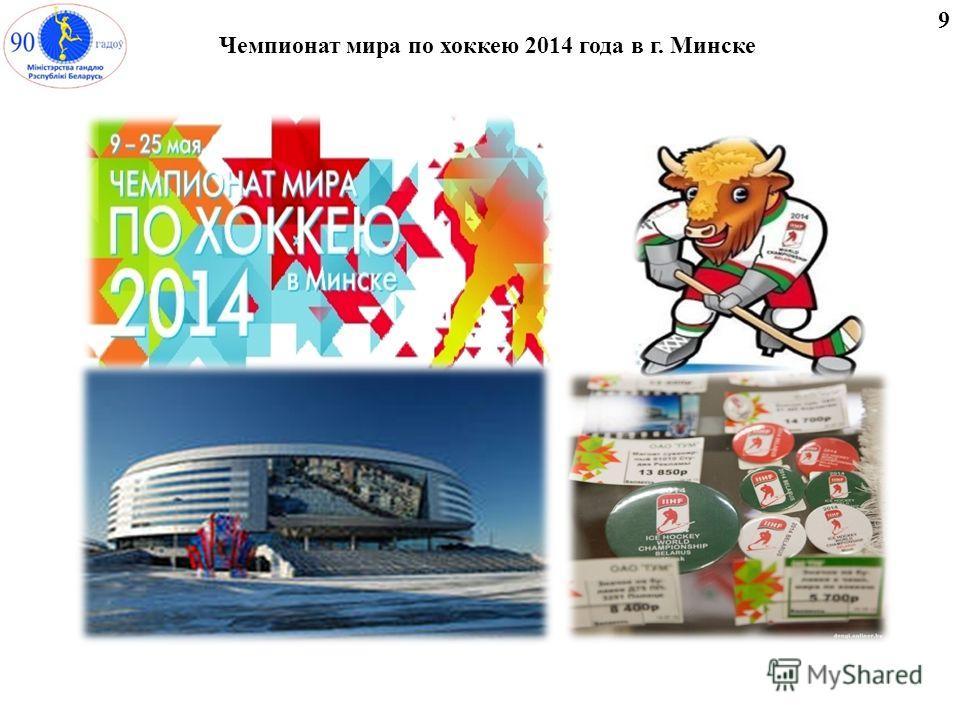 Чемпионат мира по хоккею 2014 года в г. Минске 9