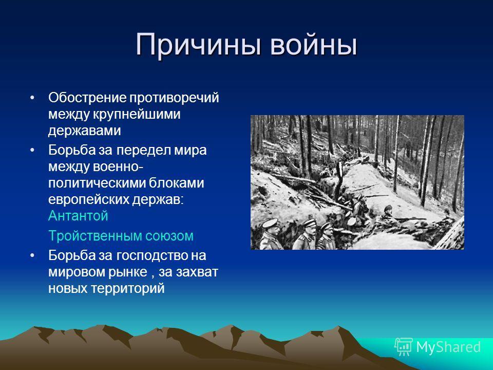 Войска антанты презентация