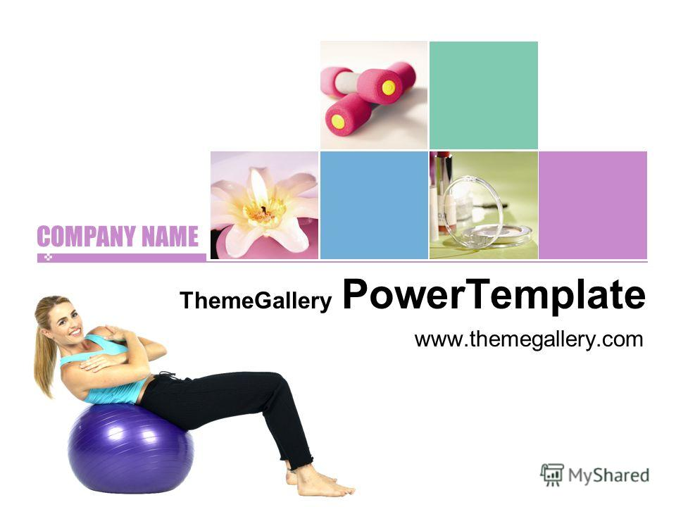 COMPANY NAME ThemeGallery PowerTemplate www.themegallery.com