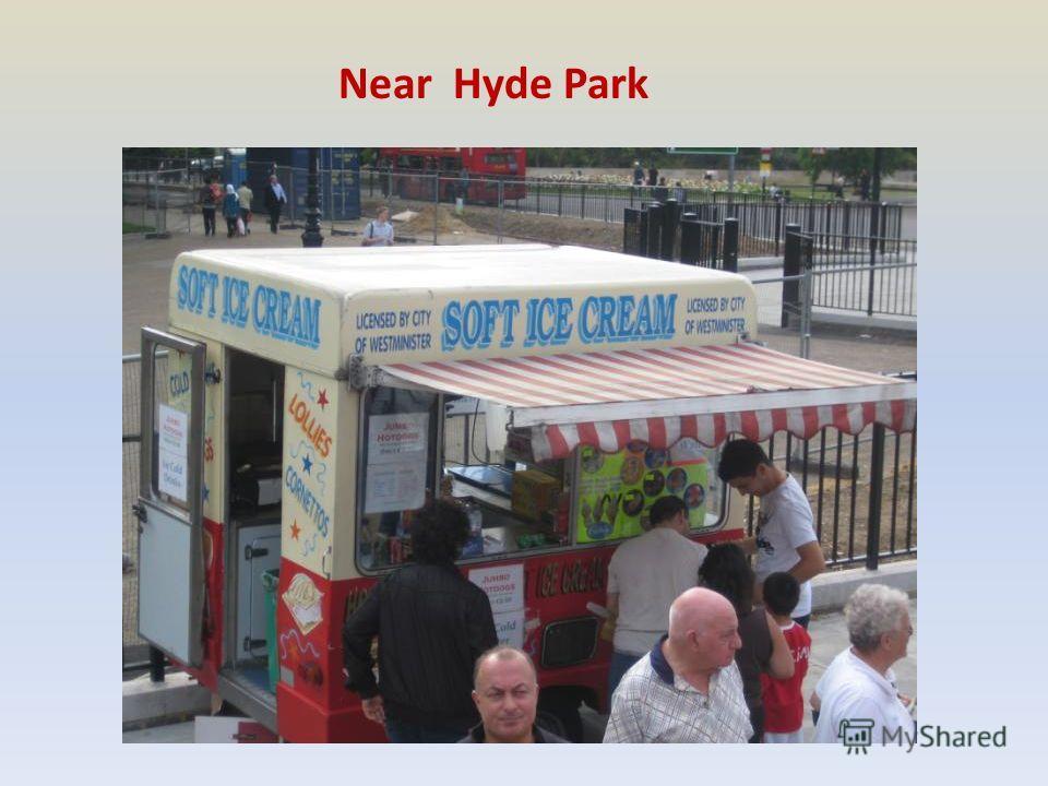 Near Hyde Park