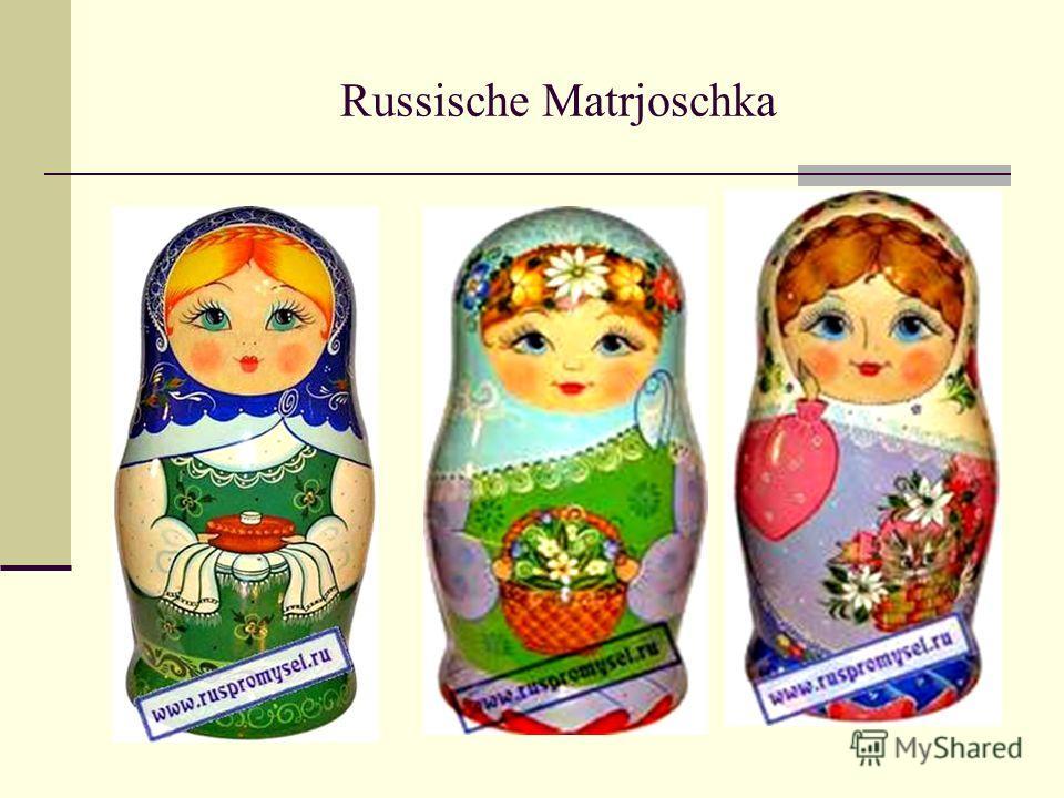 Russische Matrjoschka