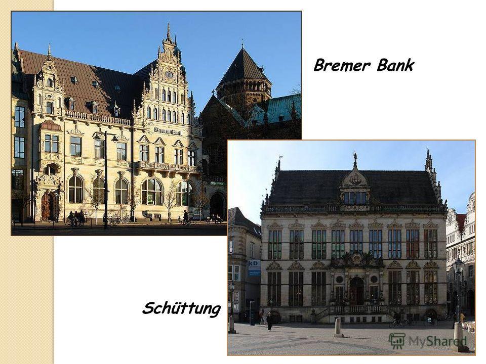 Schüttung Bremer Bank