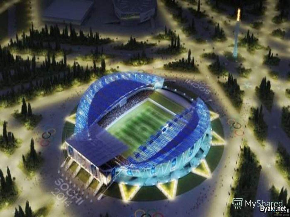 Олимпийский стадион 2014 34