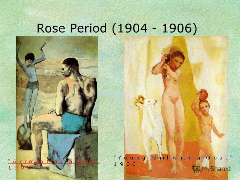 Blue Period(1901-1904)