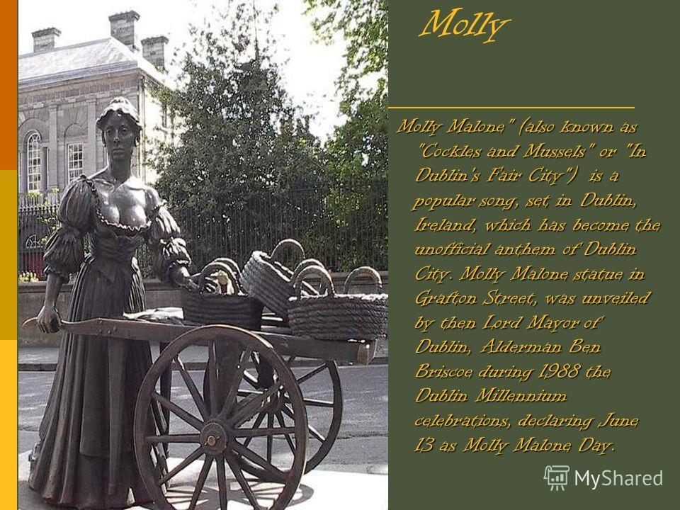 Molly Malone Molly Malone