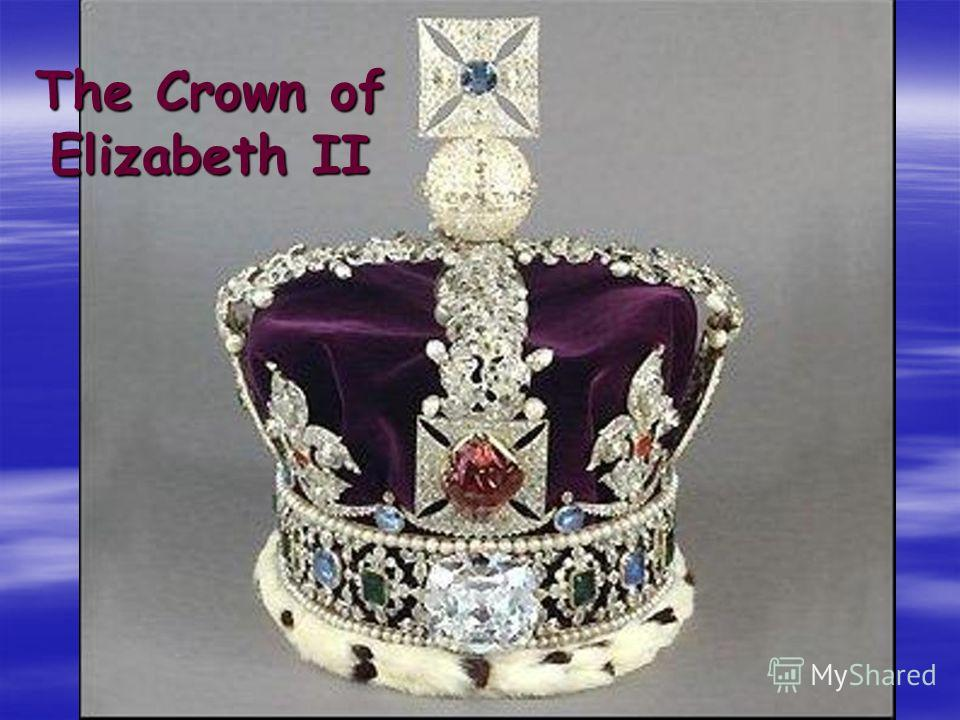 The Crown of Elizabeth II