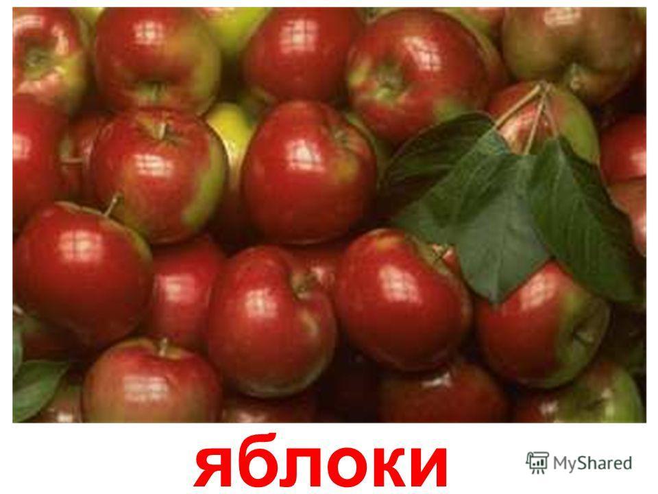 яблоко Яблоко