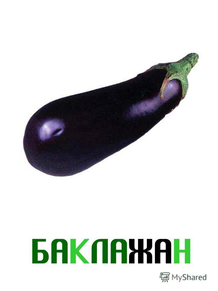 БАКЛАЖАН Баклажан