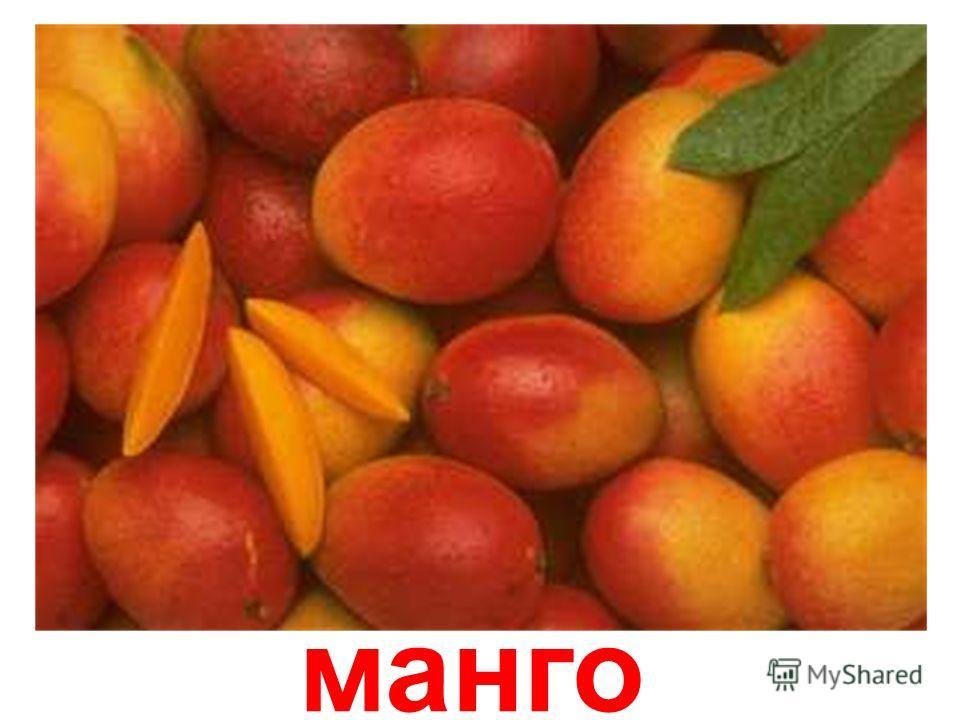 манго Манго