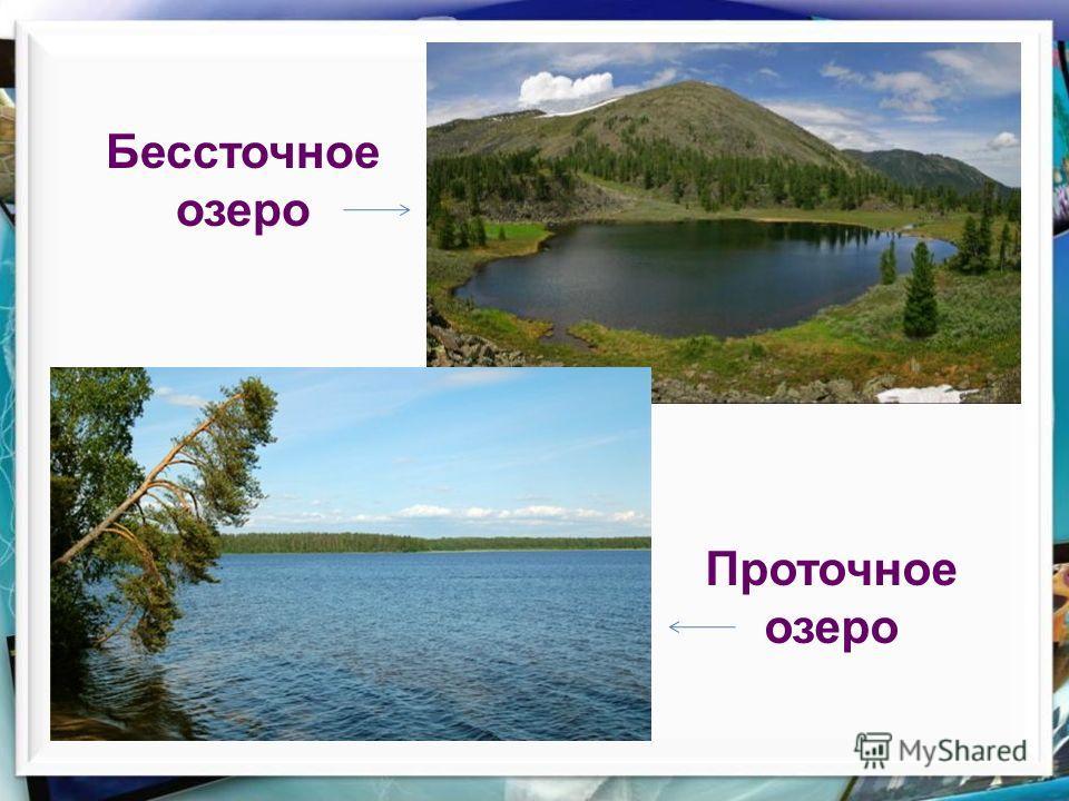 Проточное озеро