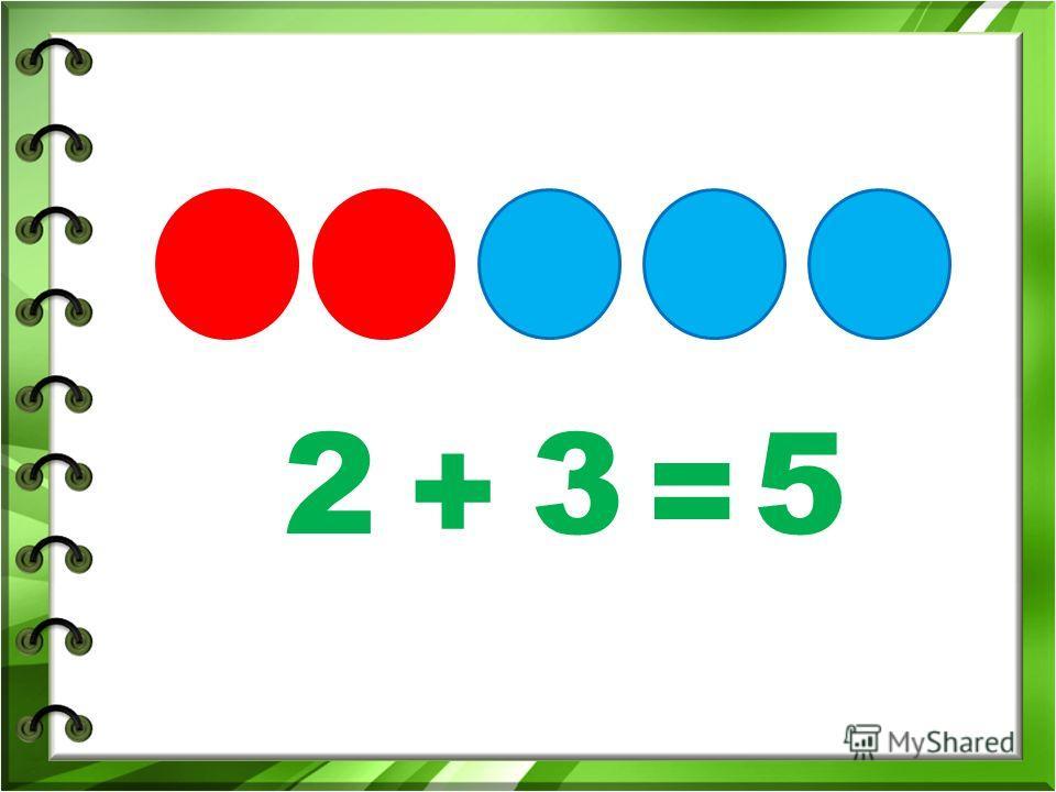 23 =+ 5