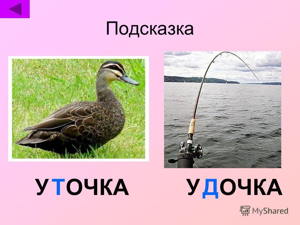 УТОЧКАД У
