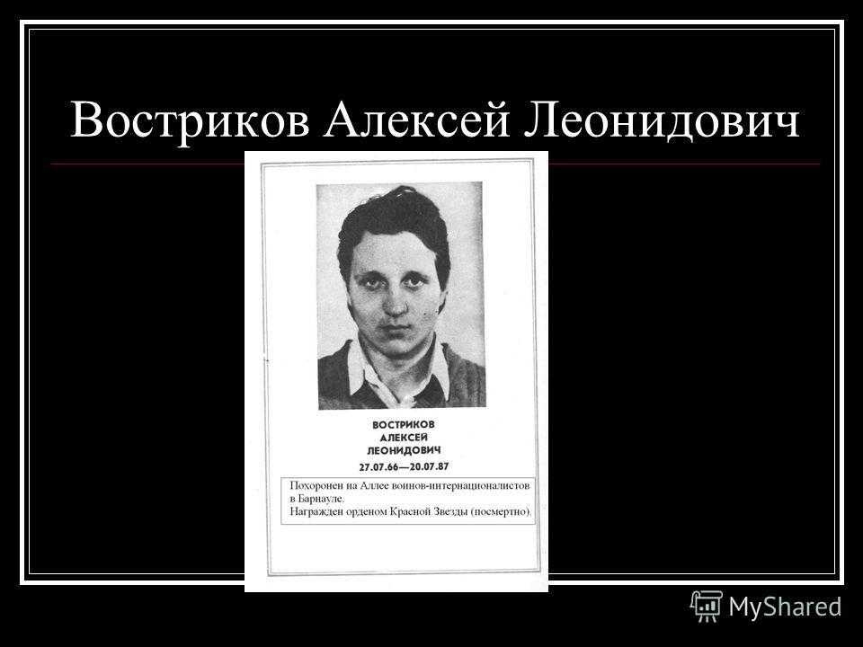Воротынцев Сергей Васильевич