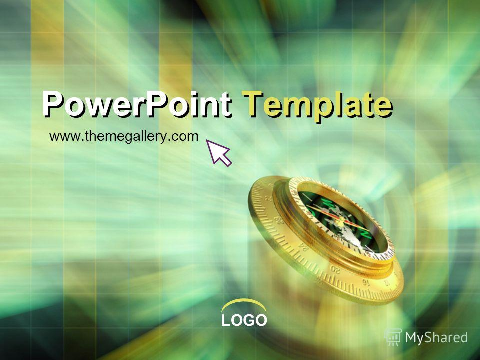 LOGO PowerPoint Template www.themegallery.com