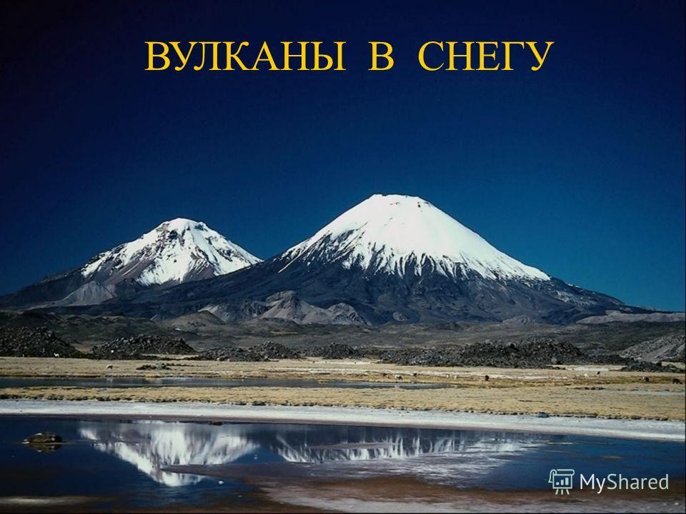 ВУЛКАНЫ ДЕЙСТВУЮЩИЕ Вулканы, которые извергались на памяти человечества ПОТУХШИЕ Вулканы, которые не извергались на памяти человечества