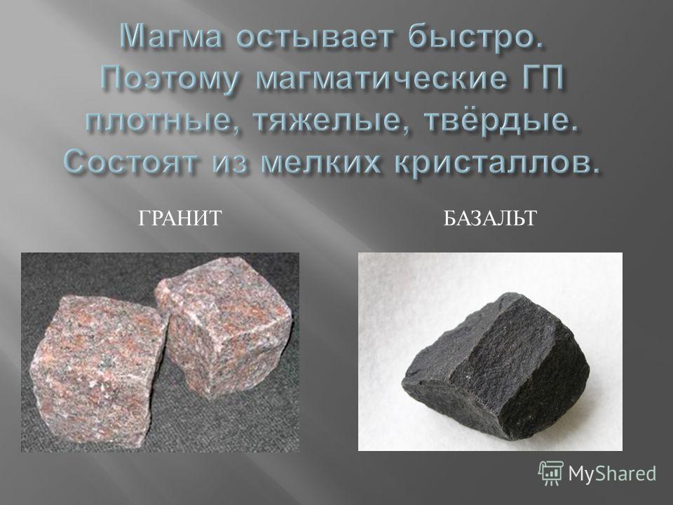 ГРАНИТБАЗАЛЬТ