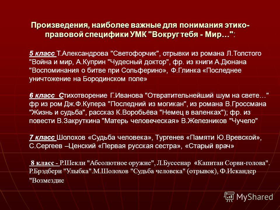 """Л.Толстого """"Война и мир,"""