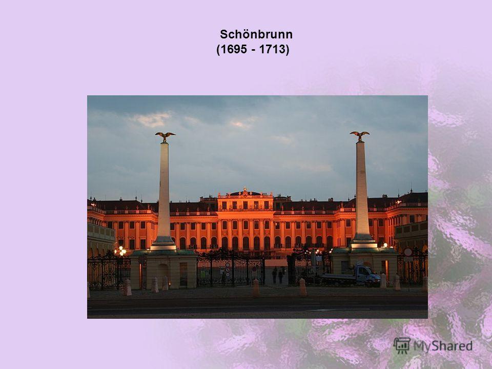 Schönbrunn (1695 - 1713)