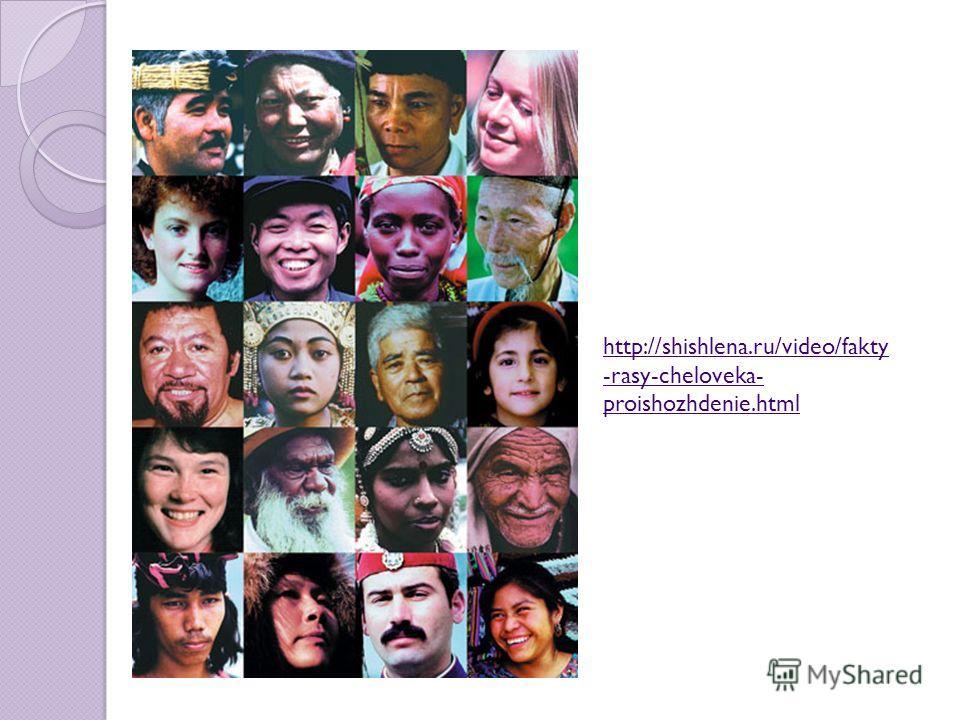 http://shishlena.ru/video/fakty -rasy-cheloveka- proishozhdenie.html