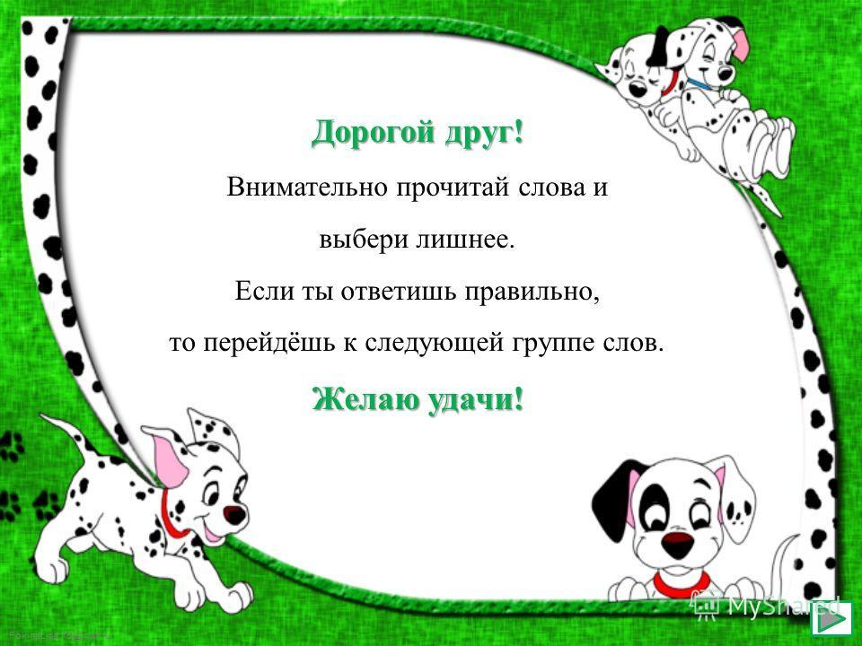 FokinaLida.75@mail.ru Выбери тренажёр: Тренажёр 1 «Найди лишнее слово» Тренажёр 2 « Найди группу родственных слов» ВЫХОД