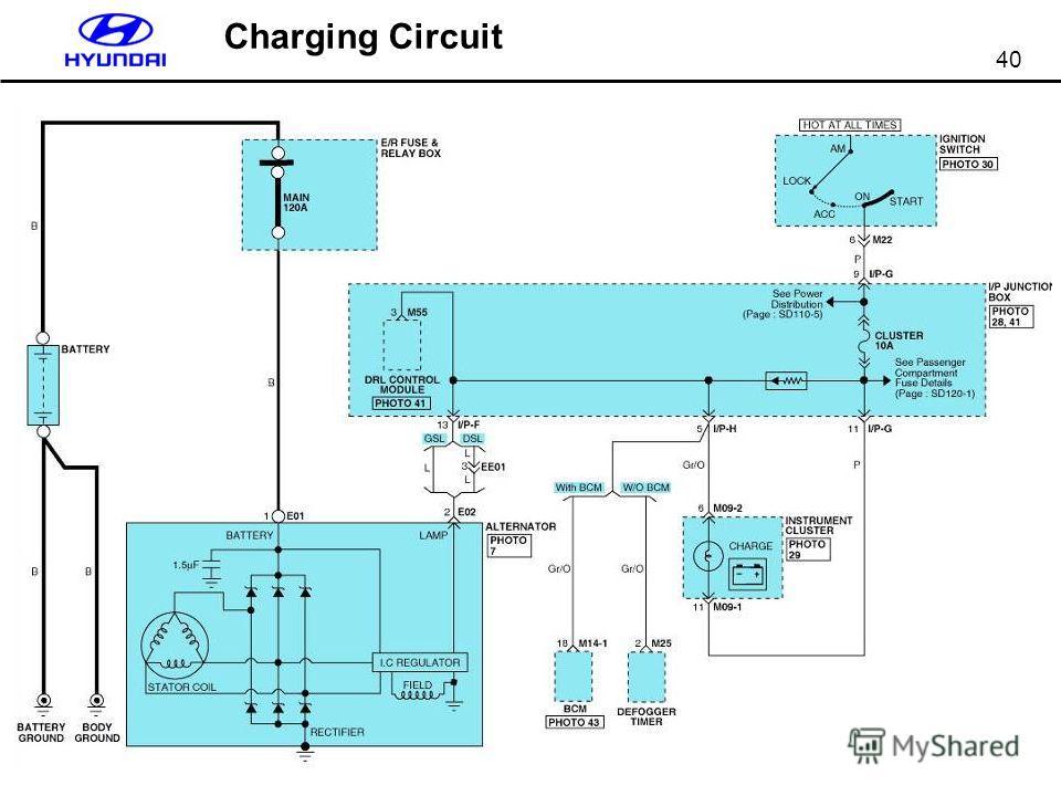 40 Charging Circuit