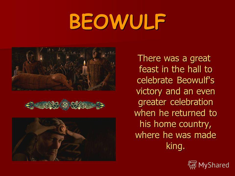 an analysis of pride in beowulf in old english literature