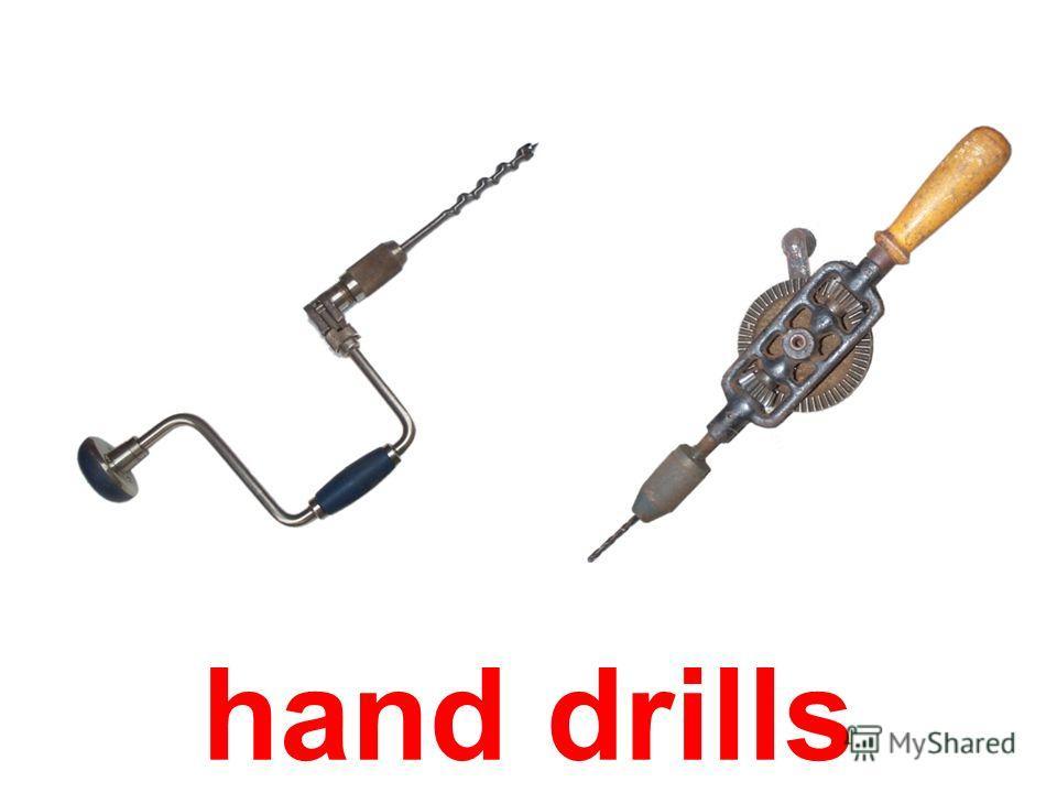 drill & drill bits