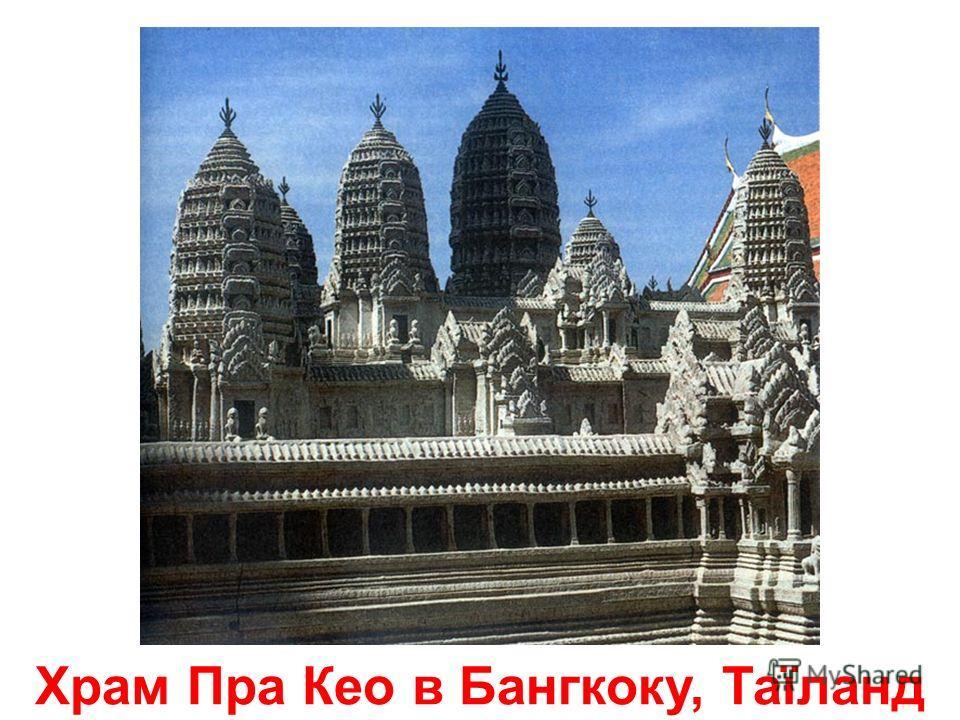 Храм Будди, Таїланд