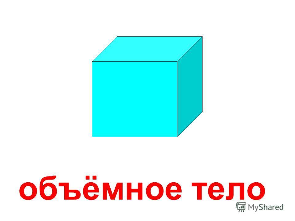 плоская фигура