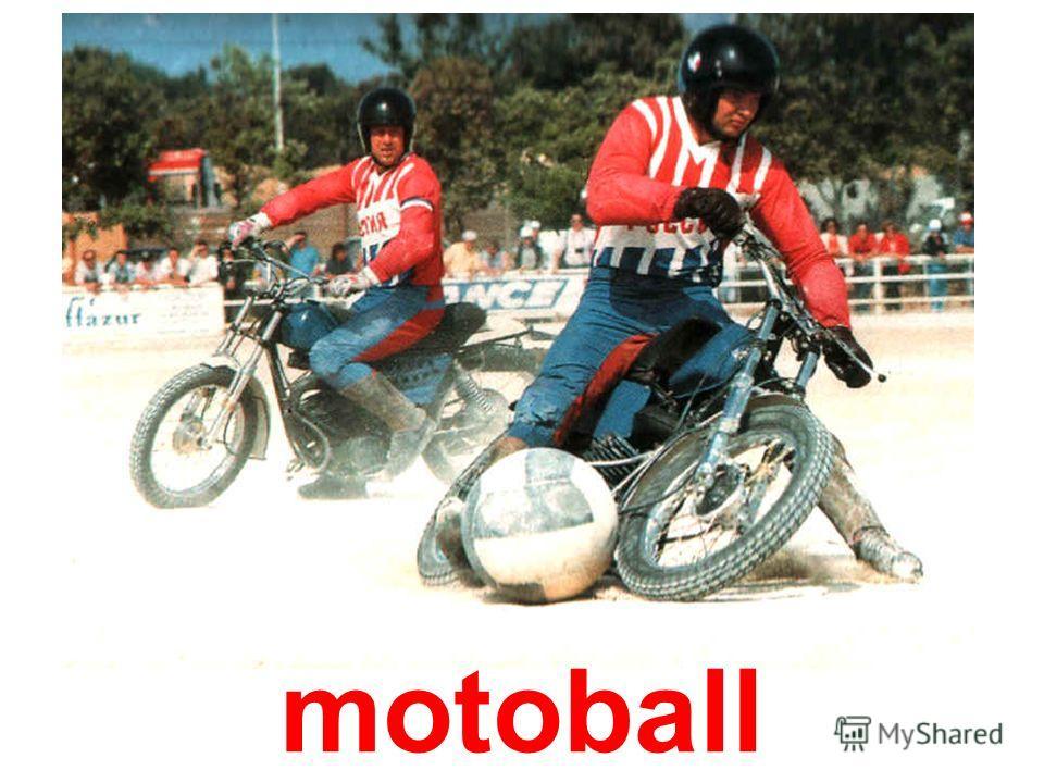motor-cycle races