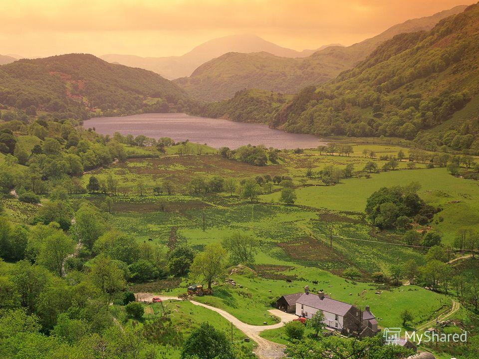 В 1282 г. король Эдуард I присоединил Уэльс к Англии. Но Уэльс сохранил самобытность: население даже говорит на своем языке – валлийском. На севере и западе Уэльса развито овцеводство.