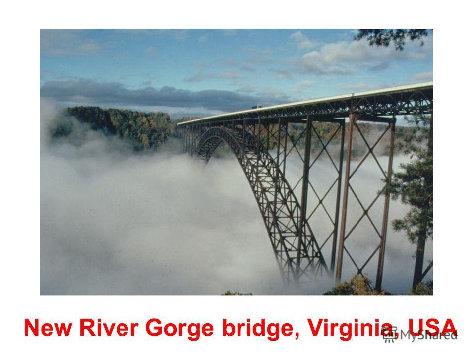 Chesapeake Bay bridge-tunnel, Virginia, USA