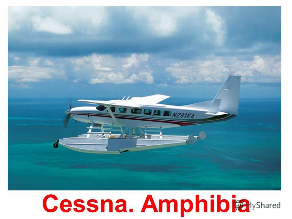 Cessna. Turboprop. Caravan 675