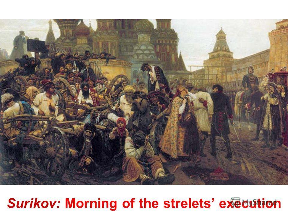 Surikov : Menshikov in Berezovo