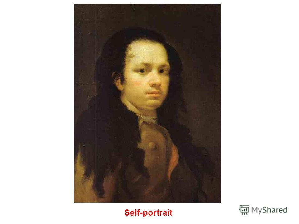 Francisco de Goya (1746-1828) Realism