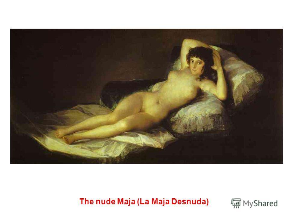 The clothed Maja (La Maja Vestida)