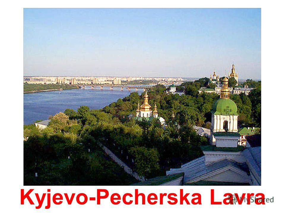 Kyjevo-Pecherska Lavra (Calvin Cave Monastery)