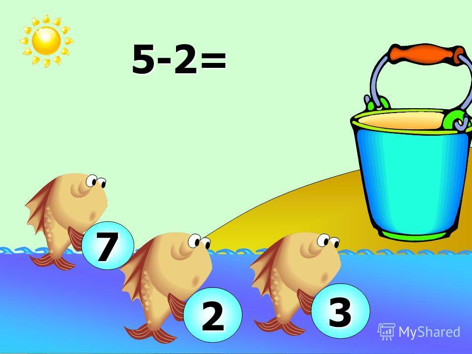 7-2= 9 5 6