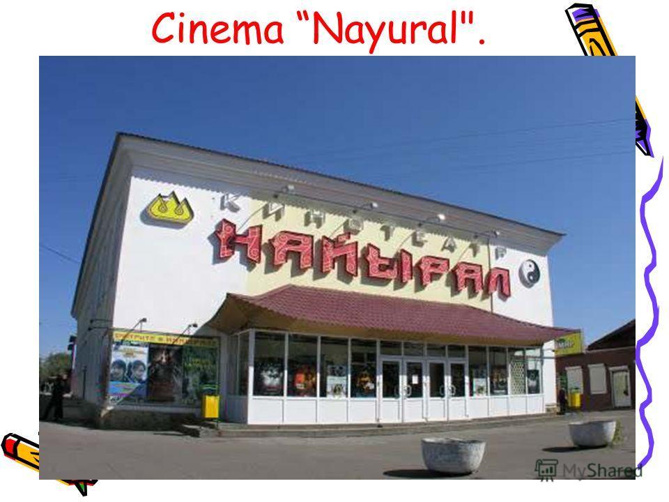 Cinema Nayural.