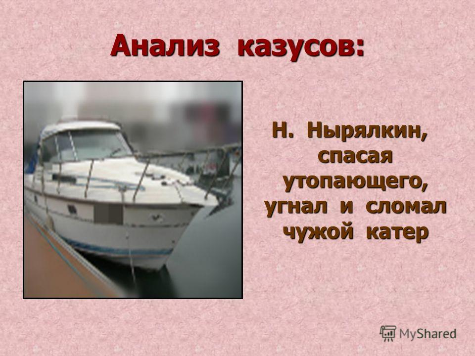 Анализ казусов: Ж. Жаднов не вернул долг в срок; Ж. Жаднов не вернул долг в срок;